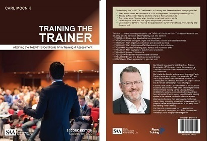 Training the Trainer - covers